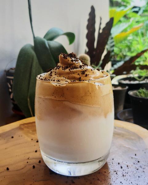 fakta unik dalgona coffee