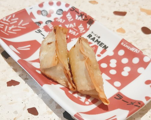 makanan jepang gyoza