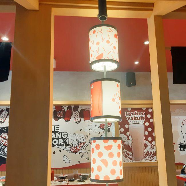 interior restoran jepang keren